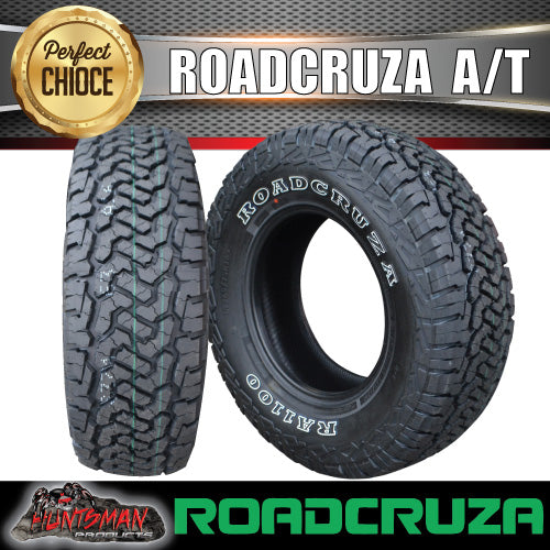 245/60R18 110/107S Roadcruza RA1100 ALL TERRAIN TYRE. 245 60 18