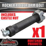 x1 Greasable Rocker Roller Mddle Arm Replacement High Tensile Bolt 19MM X 85MM