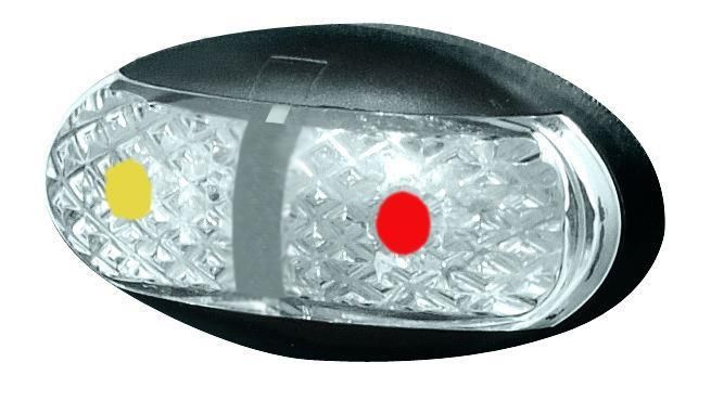 Roadvision clearance LED Side Marker Light 2.5M Cable