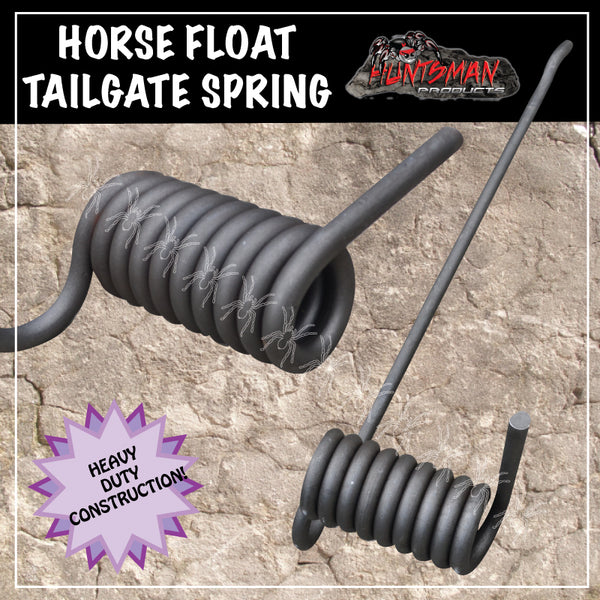 Pair Horse Float Plant Trailer Tail gate Springs.