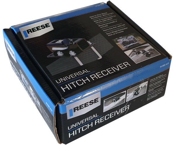 Reese Universal Hitch Receiver Perfect For Caravans & Bike Carriers 941000-AUS