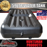 59 LITRE UNDER BODY PLASTIC WATER TANK