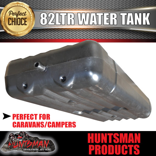 82 LITRE UNDER BODY WATER TANK