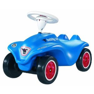 Blue Bobby Car