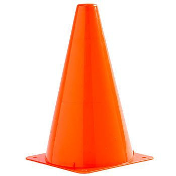 Plastic Cones - Set of 6