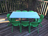 Plastic Chairs - Green