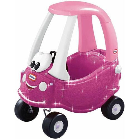 Little Tikes Princess Ride-On Car
