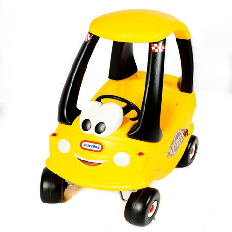 Little Tikes Taxi Ride-On Car