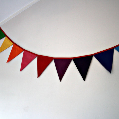 Bunting - large flags
