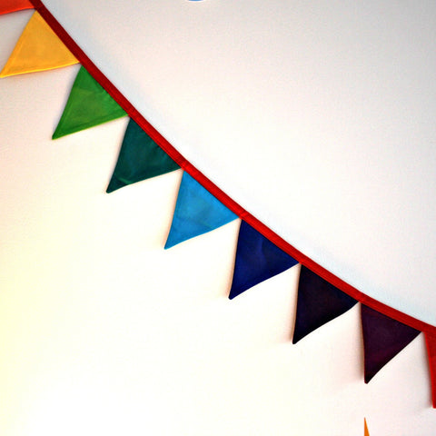 Bunting - small flags