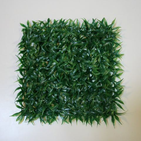 Plain Plastic Grass Placemat