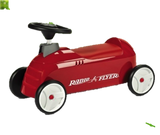Radio Flyer 500 Roller Coaster Ride