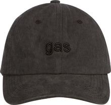 Load image into Gallery viewer, GAS DENIM HAT - ALL BLACK