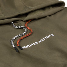 Load image into Gallery viewer, FAVORED NATIONS HOODIE - GREEN