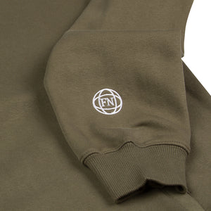 FAVORED NATIONS HOODIE - GREEN