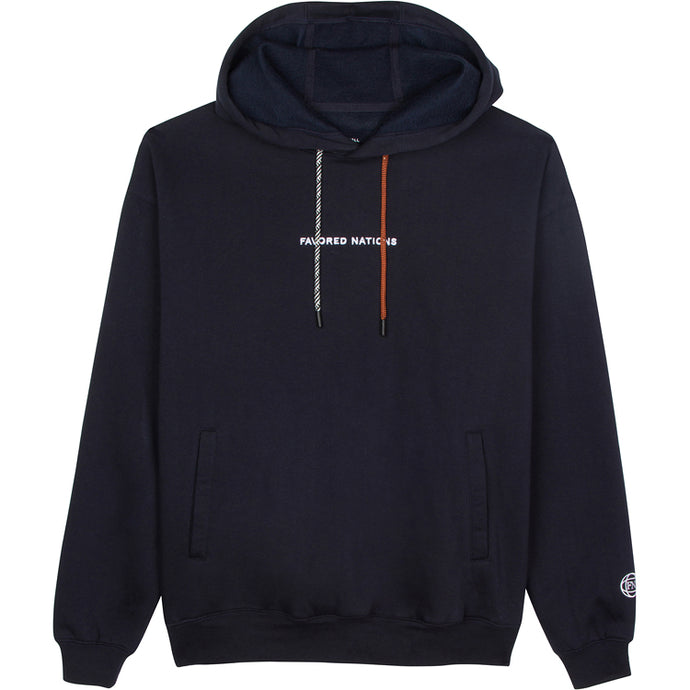 FAVORED NATIONS HOODIE - NAVY