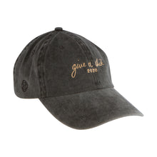 Load image into Gallery viewer, GIVE A SHIT 2020 - DENIM HAT - CURSIVE