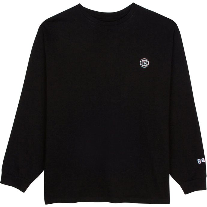FAVORED NATIONS LONG SLEEVE - BLACK
