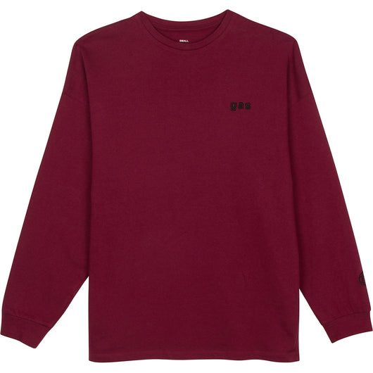 GAS LONG SLEEVE - RED