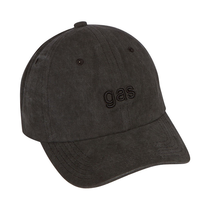 GAS DENIM HAT - ALL BLACK