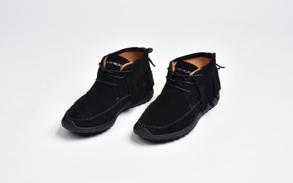 THE MOC Triple Black
