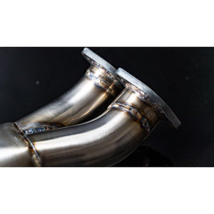 "BMR 3.5"" Cat Back Exhaust For 135i N54 / N55"