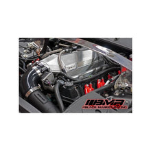 "Load image into Gallery viewer, BMR Air To Water Intake Manifold 3"" Intercooler Core for LSA, LS3 and LS9"