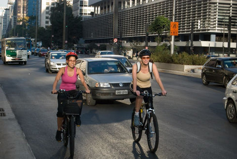 Top 3 Reasons to commute by bicycle