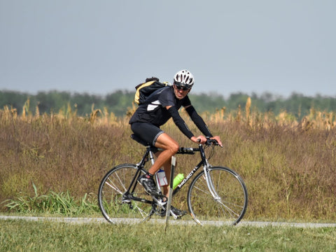 Get fit cycling