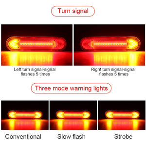 Wireless Bicycle LED Turn Signal