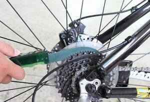 Portable Bicycle Chain Multi Tool Cleaner