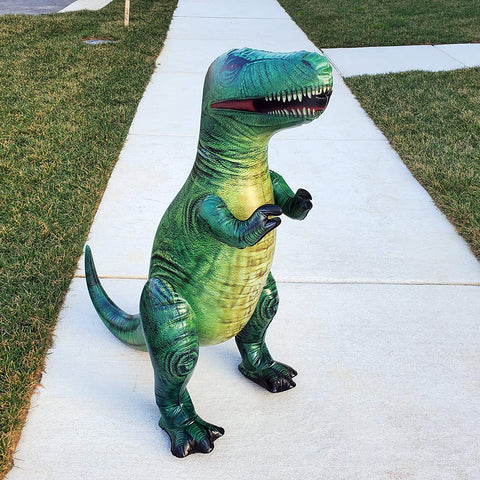 Inflatable T-Rex Toy For Birthdays