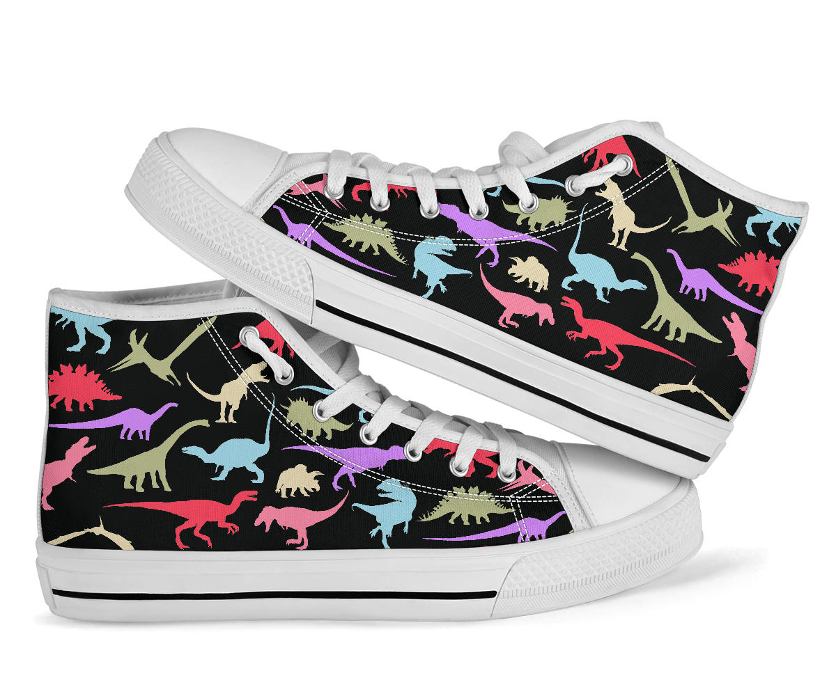Womens Dinosaur Shoes