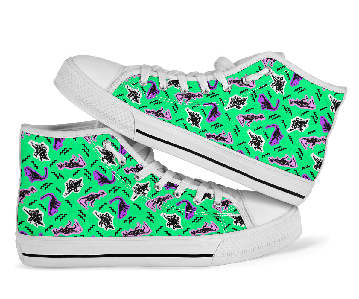 Dinosaur High Tops