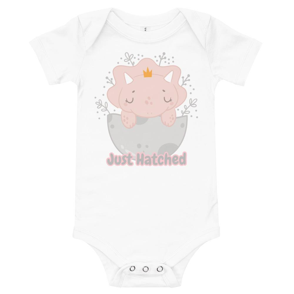 Baby Girl Dinosaur Clothes - Just Hatched