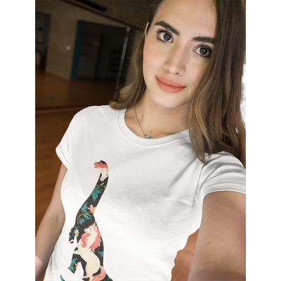Dinosaur T-Shirt For Women