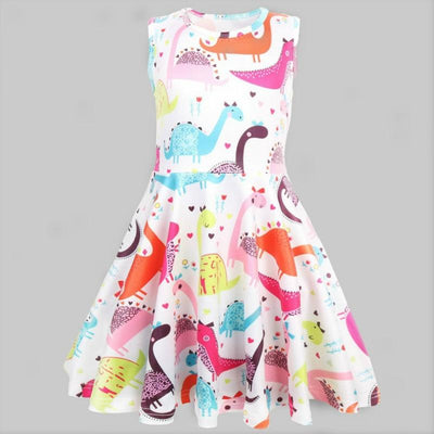 dinosaur dress toddler