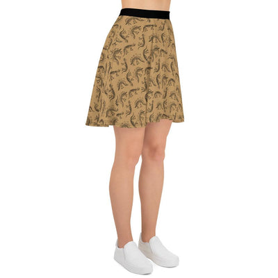 Adult Dinosaur Skirt