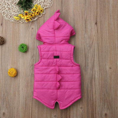 Dinosaur Coat For Girls