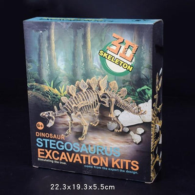 dinosaur excavation kit for kids