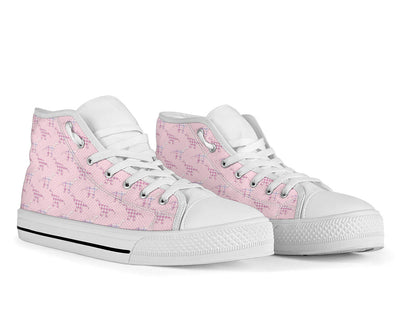 Pink Womens Dinosaur Shoes