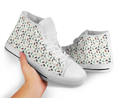 Dinosaur Pattern Shoes For Women