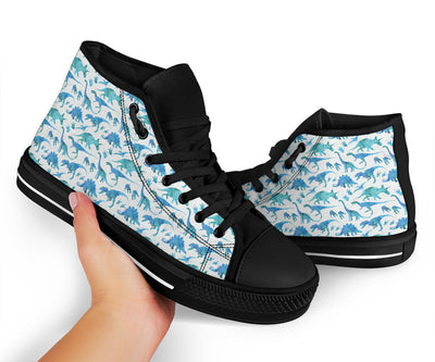 Dinosaur Shoes High Tops