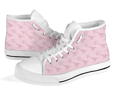 Womens High Top Shoes