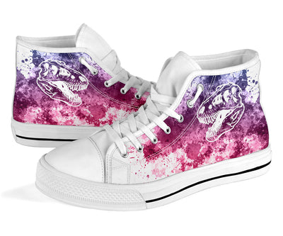 High Top Dinosaur Shoes For Women