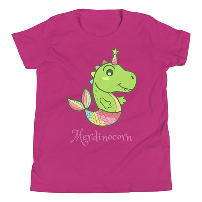Dinosaur T-Shirt For Girls