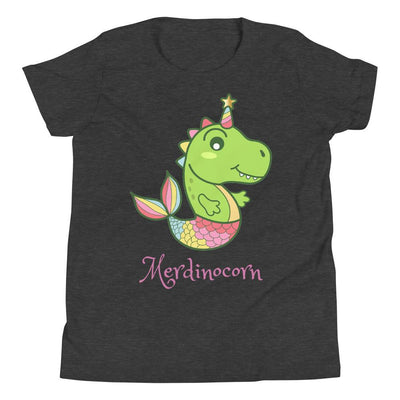 Merdinocorn Girls Shirt