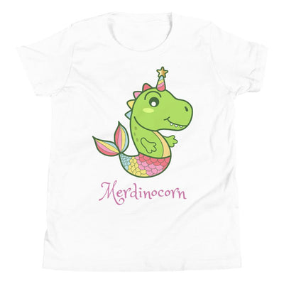 White Girls Dinosaur Shirt