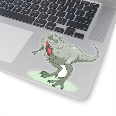 3x3 T-Rex Vinyl Sticker