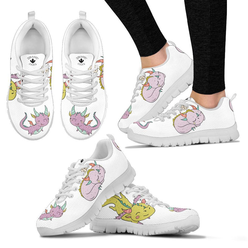 Girls Dinosaur Shoes